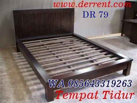 Tempat Tidur Dr Kayu harga tempat tidur dari kayu dari kayu akasia pilihan