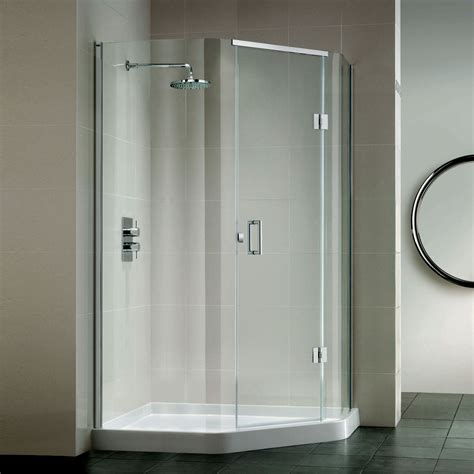 Matki Shower Doors Matki Original Illusion Quintesse Corner Shower Enclosure Uk Bathrooms