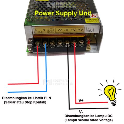 Trafo Led 10 A Emico Jaring Power Supply 10 A Indoor Ac Dc 220v 12v jual power supply 5a 12v dc switching trafo jaring awet harga grosir livarts