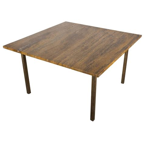 Square Coffee Table Modern Modern Square Coffee Table For Sale At 1stdibs