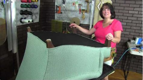 upholstery training videos how to reupholster a chair upholstery training videos