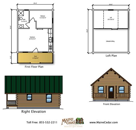 cedar cabin floor plans brookside cedar log cabin maine cedar log homes