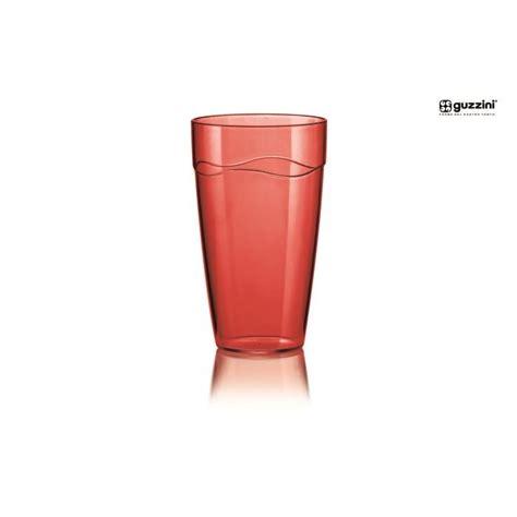 guzzini bicchieri guzzini forme casa bicchiere rosso 450 cc