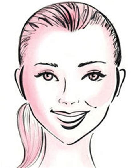 does and donts for a heart shaped face shape 2 look pretty little known ways to find your face shape