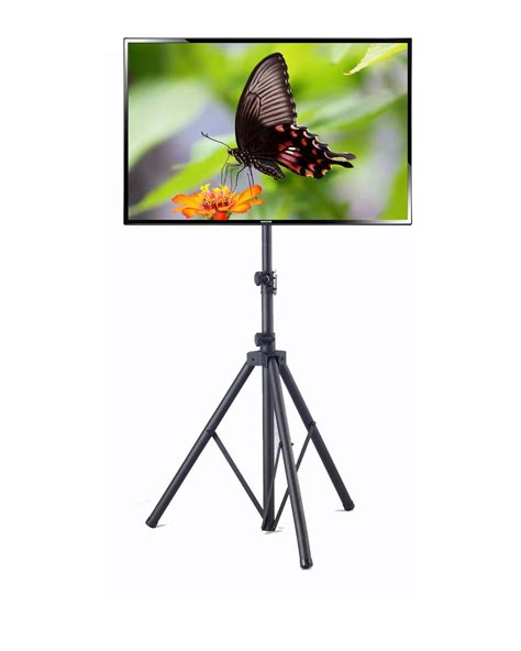 Tripod Lcd portable plasma and lcd tv tripod stand for up to 42 quot tv