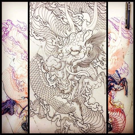 dragon tattoo vancouver 276 best images about japanese dragons snakes on pinterest