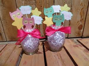 owl decorations 35 owl centerpieces for baby shower table