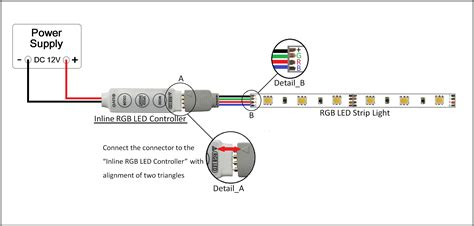 wiring diagram for led lights wiring get free