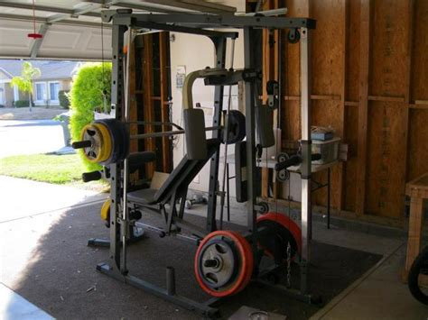 impex powerhouse elite phe 9000 smith machine home