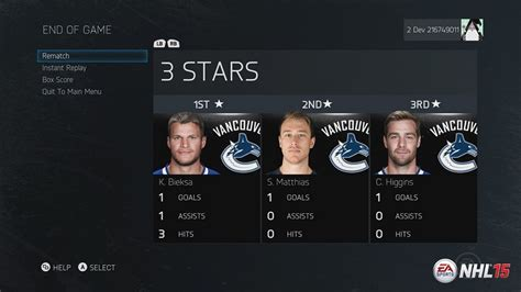 reset online stats nhl 15 nhl 15 free content update 1