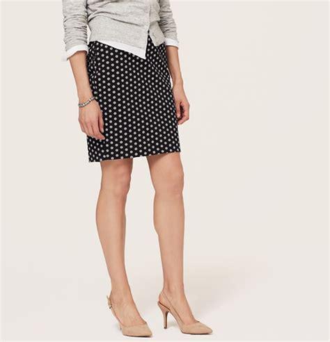Buy Loft Gift Card - polka dot pencil skirt loft