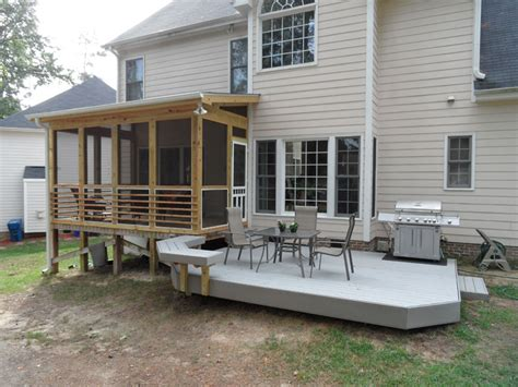 Screened In Deck Screened Porches Structurally Speakingstructurally Speaking