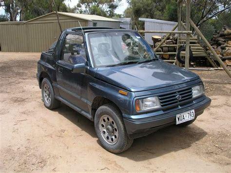 Suzuki Vitara Weight Suzuki Vitara 1991 Used Cars I Want