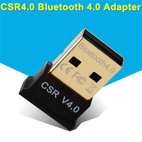 Terbaru Dongle Usb Bluetooth 4 0 csr8510 bluetooth 4 0 dongle csr 4 0 adapter mini usb bluetooth adapter transmitter for windows