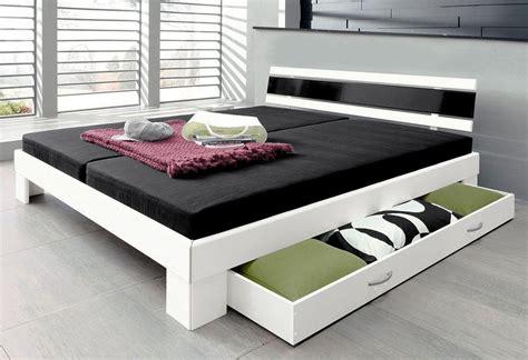 bett 180x200 niedriges kopfteil futonbett kaufen otto