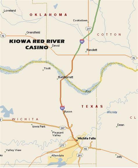 casinos in texas map kiowa casino gaming commission