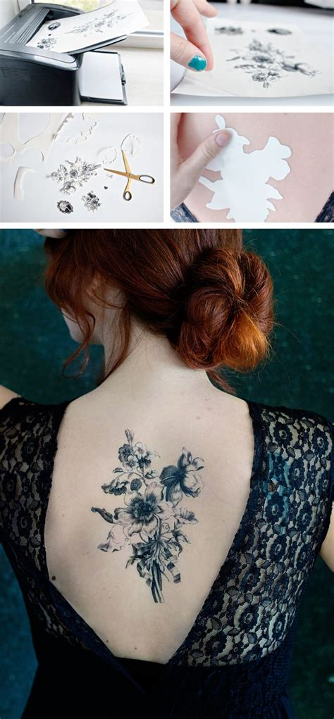 make your own temporary tattoo 53 best images about tatts on sleeve half
