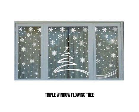 Weihnachtsdeko Fenster Bemalen by 25 Best Ideas About Window Stickers On