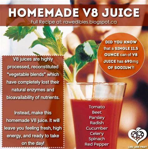 Detox Drinks In Arlington Tx by V8 Juice Ingredients 2 Tomatoes 1 Beet 1