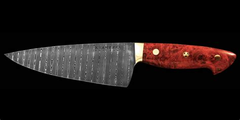 the mad bladesmith behind the world s greatest kitchen knives