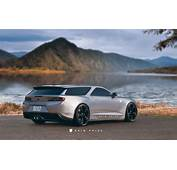 Chevrolet Camaro Morphed Into A Modern Nomad