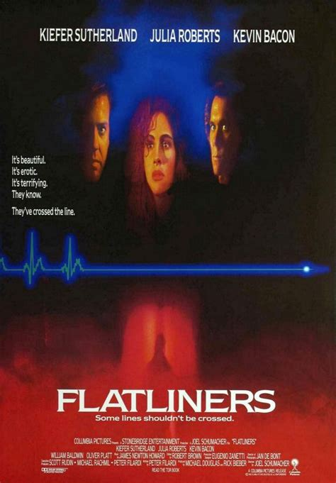 flatliners 1990 imdb flatliners movie poster 2 of 2 imp awards