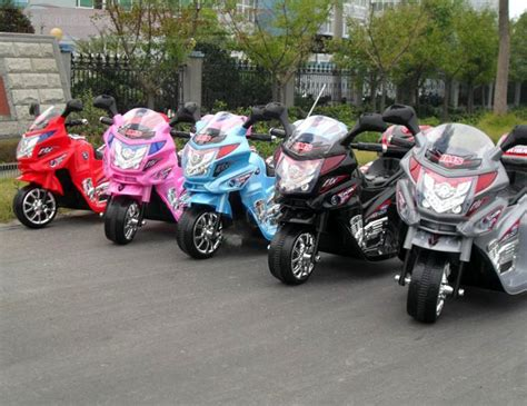 Dreirad Statt Motorrad by Elektromotorrad Kindermotorrad Kinderelektroauto