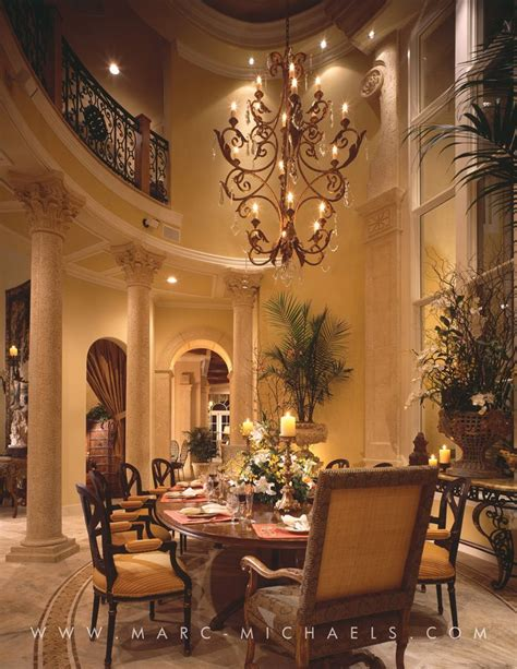 classic mediterranean dining room chandelier high