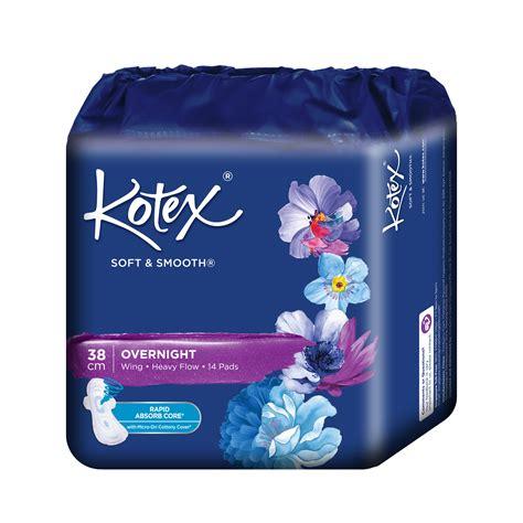 Kotex Soft Smooth Maxi Non Wing Daun Sirih 20 Pcs kotex singapore other products
