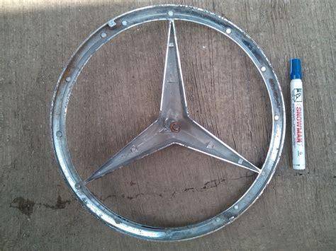 Harga Kacamata Mercedes Original benda kuno antik vintage unik jarang logo besar