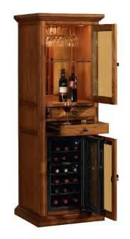 tresanti meridian refrigerated wine cabinet