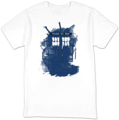 Tshirt Doctor Aulia Mest Product doctor who modern tardis bluse p 229 allposters dk