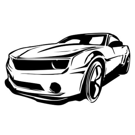 free vector carro camaro vector limpio 8624 my graphic hunt