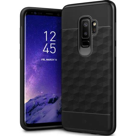 Seedoo Galaxy S8 Honor Series Black caseology parallax series samsung galaxy s9 plus black