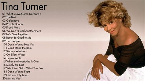 the best tina turner tina turner greatest hits collection the best of