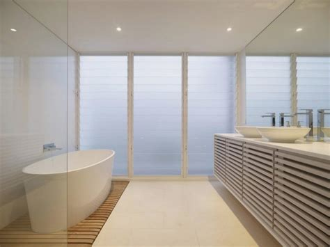 modern natural bathroom modern beach house with beautiful natural ambience kerr house home building