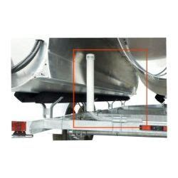 aluminum boat trailer guide ons c e smith pontoon boat trailer post guide ons 22