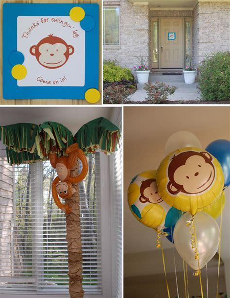 mod monkey birthday nounces