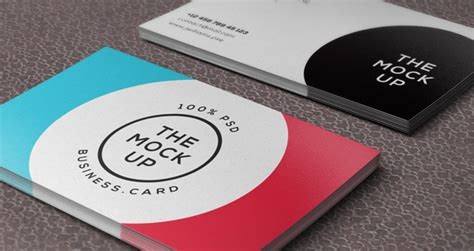 psd business card mock up vol9 psd mock up templates