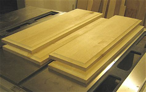 How To Make Drawer Fronts by Solid Wood Drawer Fronts Building And Installing Them On