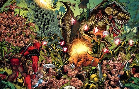 Deadpool The New Mutants Iphone Semua Hp обои оружие взрывы комикс битва deadpool кровь