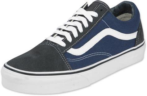 Vans Oldskool vans skool shoes blue grey