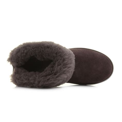 mukluk slipper size chart womens fitflop mukluk shortly 2 shearling lined suede