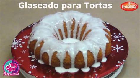 como decorar un pastel con glaseado c 243 mo hacer un glaseado para tortas youtube