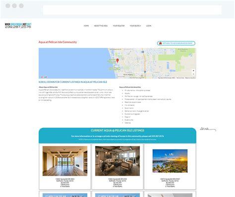 Squarespace Weebly And Wix Idx Setup Realtycandy Wordpress And Idx Broker Idx Website Templates