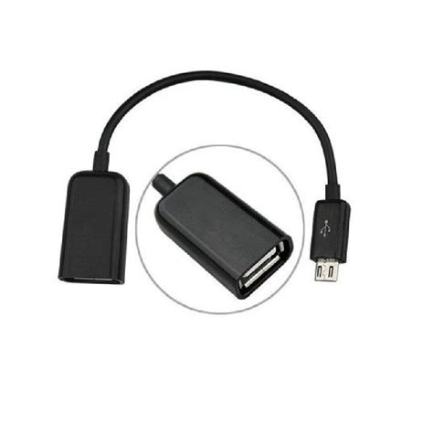 kabel otg micro usb for android elevenia