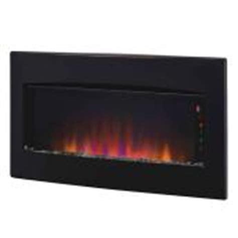 electric fireplace rona