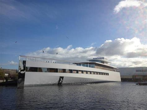 How To Build An Affordable Home steve jobs s venus superyacht unveiled video