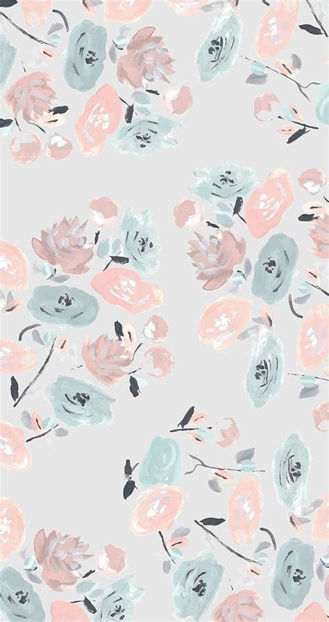 dark cute pattern wallpaper cute iphone floral wallpapers backgrounds image
