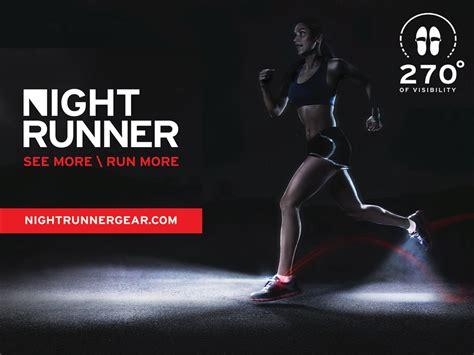night runner shoe lights night runner 270 176 shoe lights by doug and renata storer